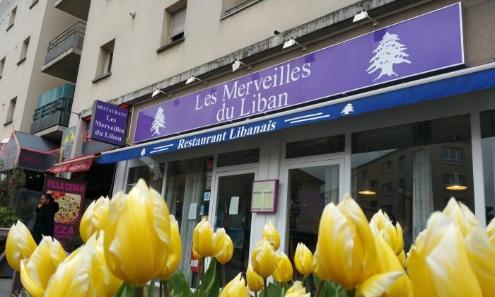 Le Merveilles Du Liban - Paris