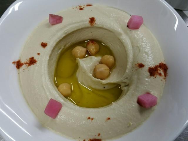 Les Merveilles Du Liban Houmous (sans gluten)