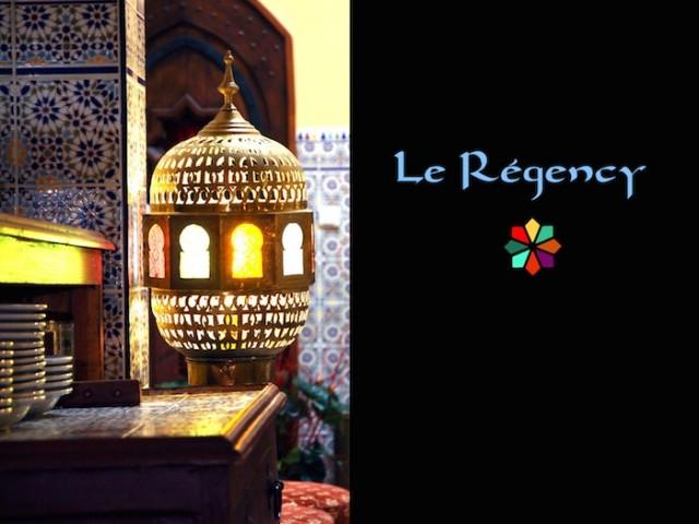 Restaurant Le Regency