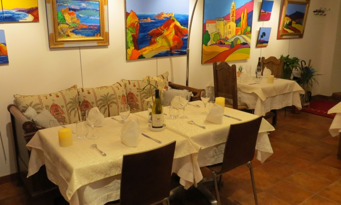 Photo Le Restaurant de la Casa Di Lucia