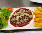 Photo carpaccio de boeuf (200g) - Léchalote