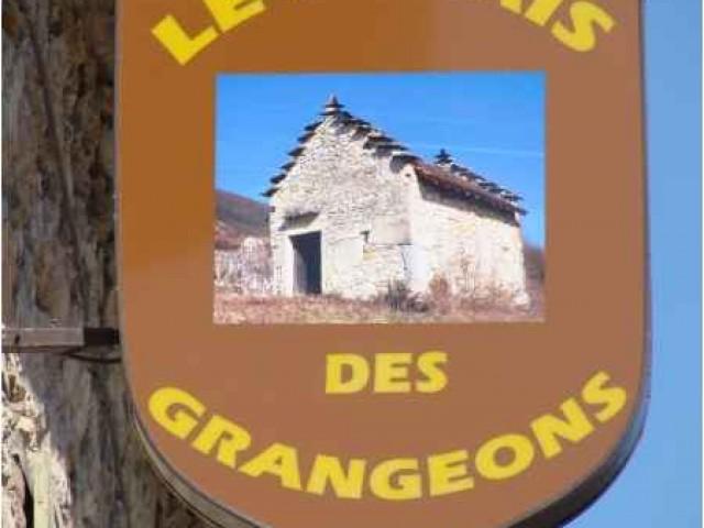 RELAIS DES GRANGEONS