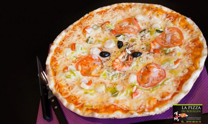 Photo La pizza du rouillen