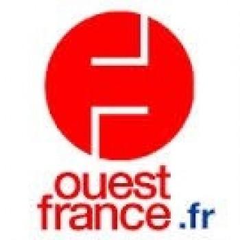 """Michel Cerda à la direction du restaurant La Parenteizh, article """"Ouest France"""""""