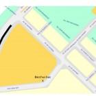 Stationnement angle Quai Branly et rue Jean Rey à coté de l'hotel Pullman.