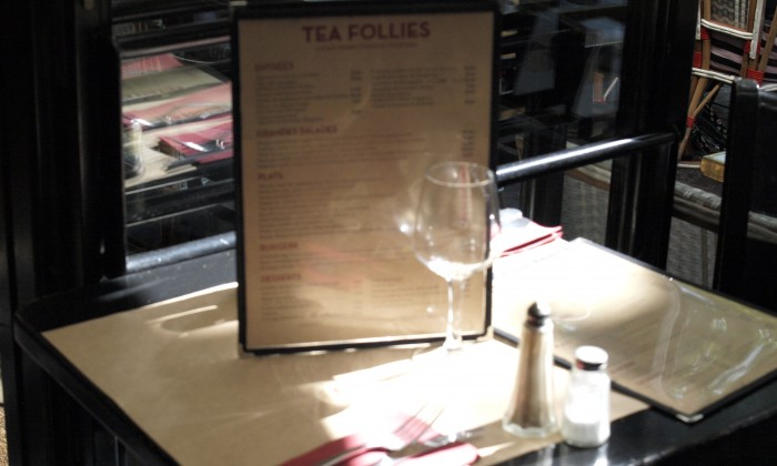 Photo Tea Follies