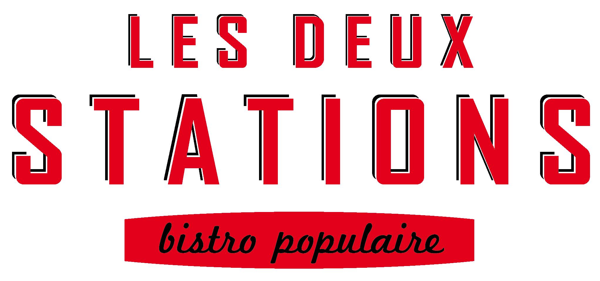 Logo Les Deux Stations