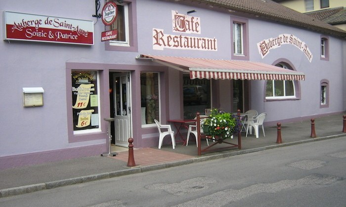 Photo Auberge de Saint Amé