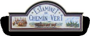 Logo Estaminet du chemin vert