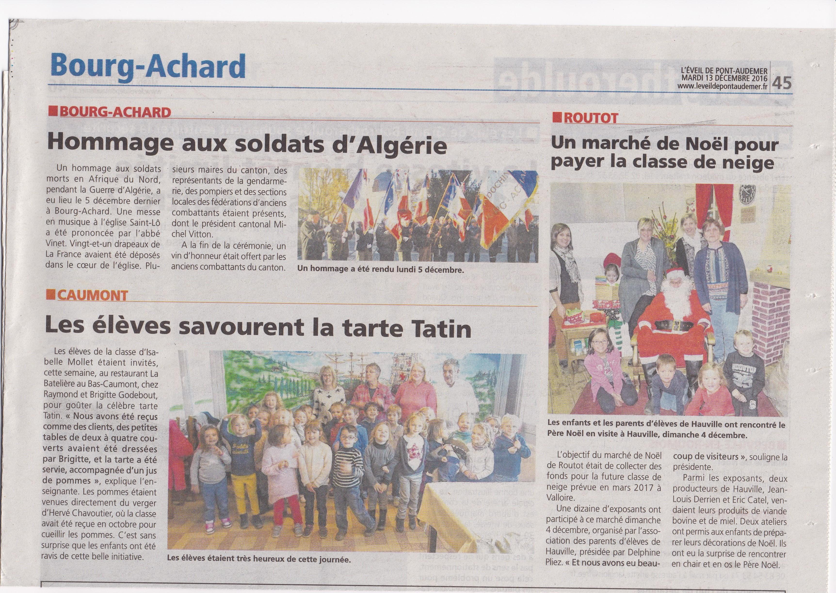 Rassegna Stampa La Bateliere Caumont