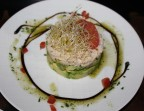 Photo Tartare d'avocats & crabe aux agrumes - Le Passy