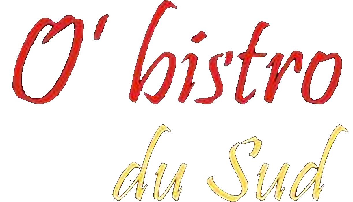 Logo O' bistro du sud