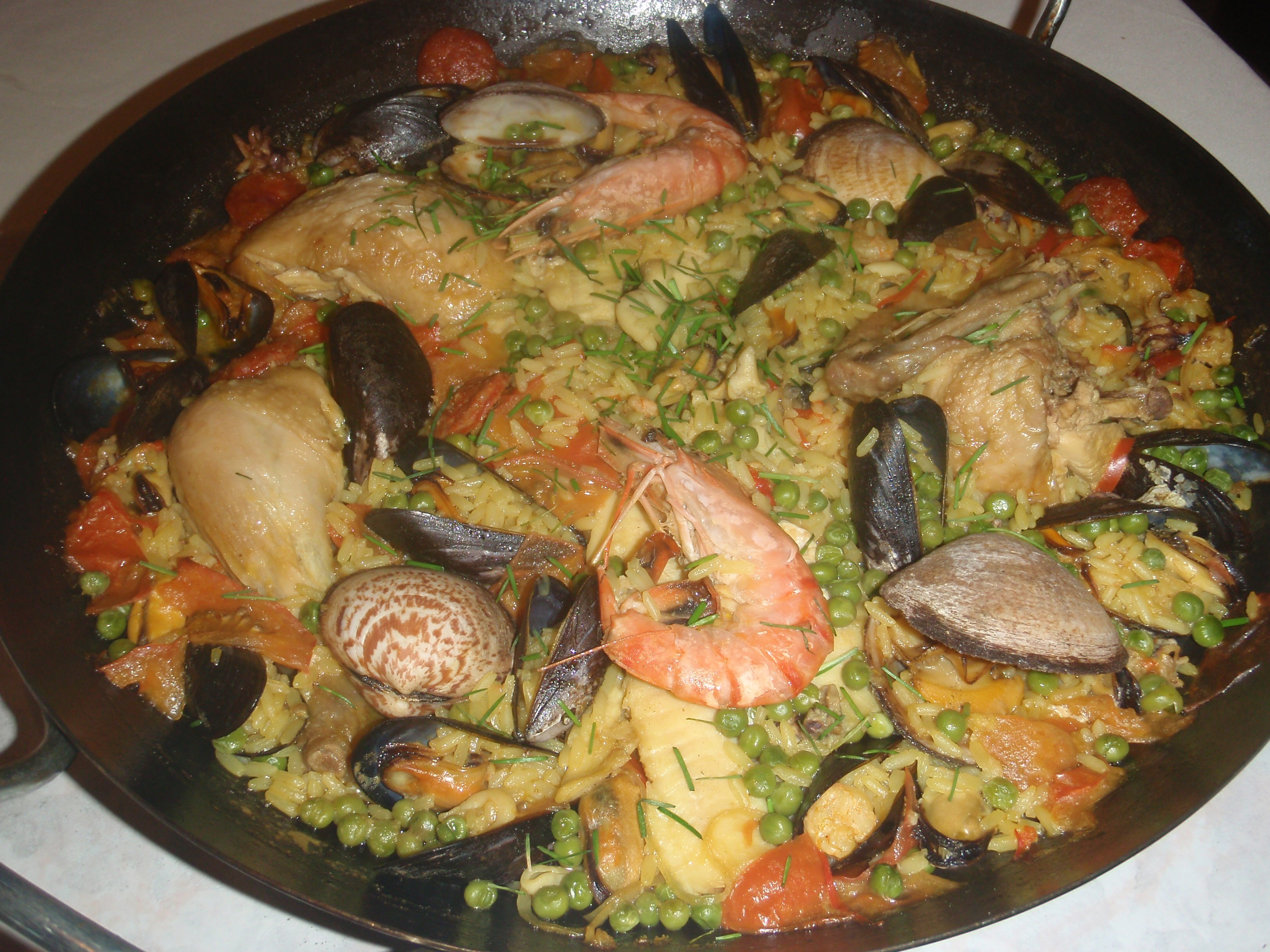 Weekend Paella