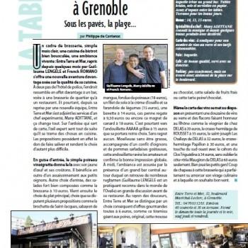 Article Les Affiches