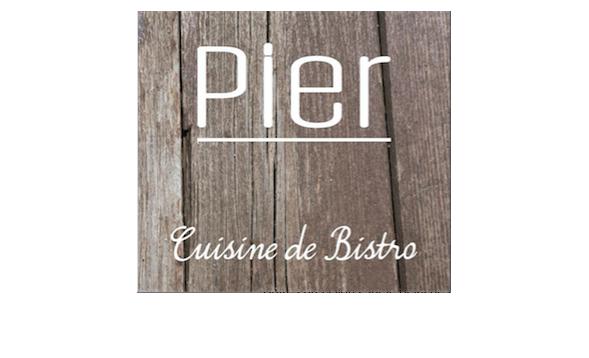 Logo Pier - Le goût du vrai