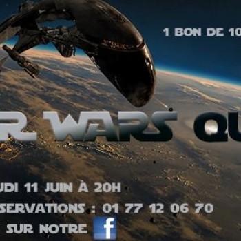 Soirée Quizz Star Wars & Tatouage
