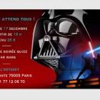 Soirée Quizz Star Wars