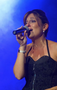23 AVR 2017 Déjeuner concert avec Lucie Chartier