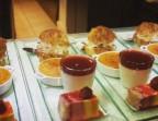 Photo Thé gourmand ou Infusion gourmande  (2 gourmandises & 1 boule de glace) - Le Marsala