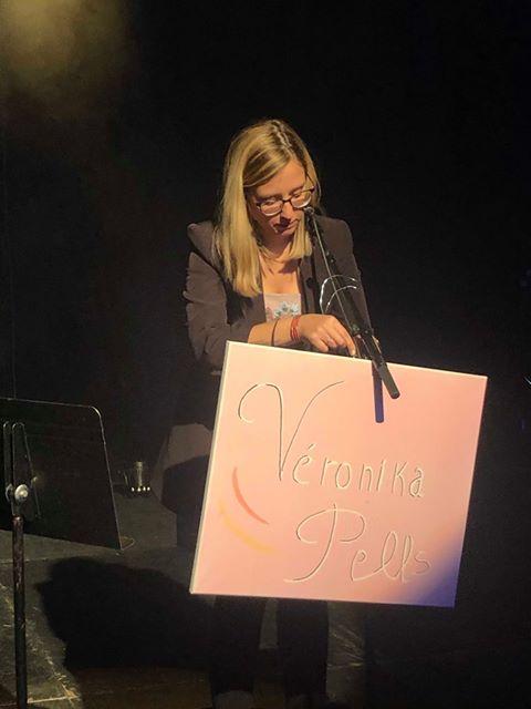 23 FEV 2020 Déjeuner concert avec Veronika Pells