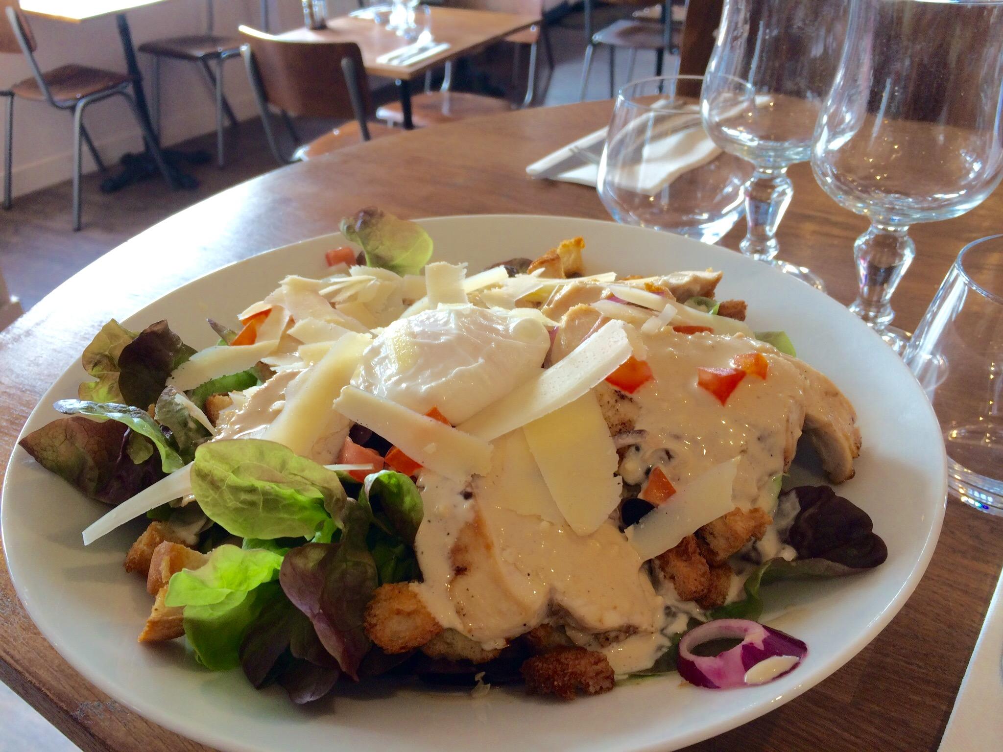 La Salade Caesar vous ferait-elle envie?
