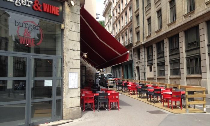 Photo Burger & Wine Martiniere