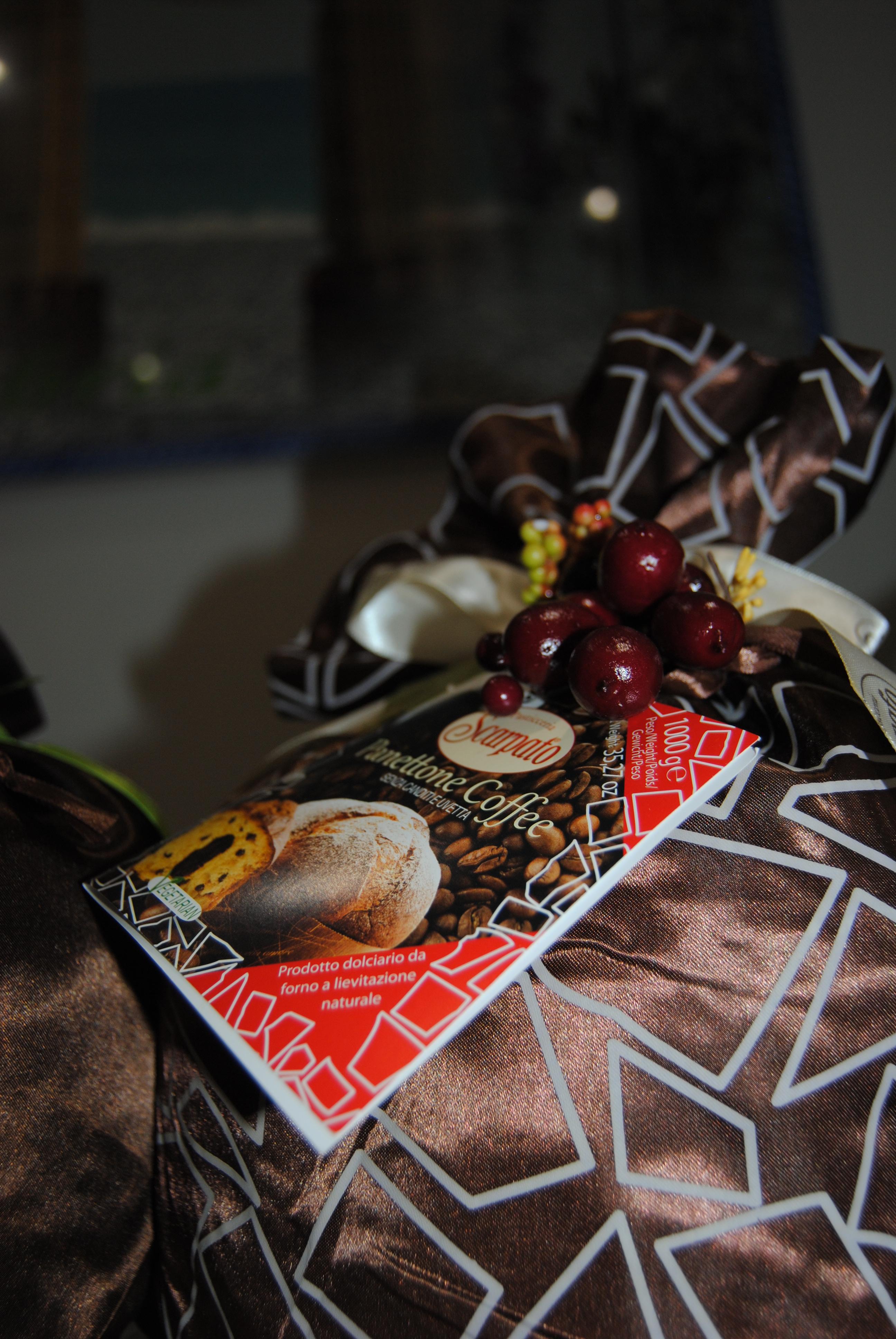 Pensez à vos Panettone pour Noël