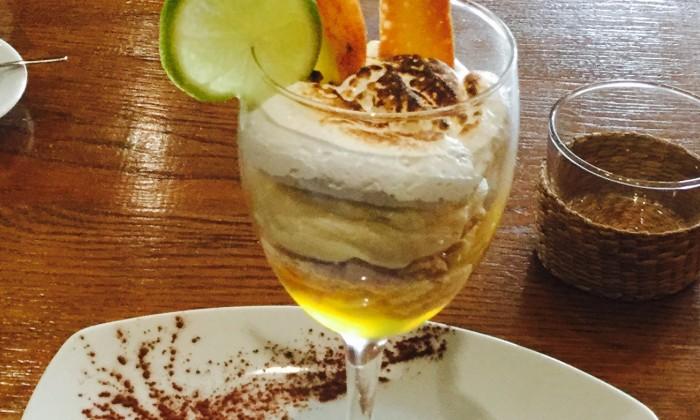 Les desserts de Cécile