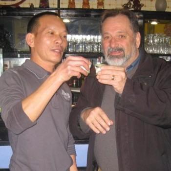 Le saké du nouvel an