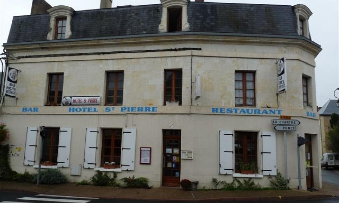 Restaurant Saint Peree