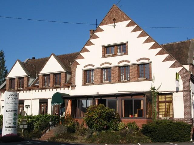 Auberge De La Foret Restaurant Morbecque
