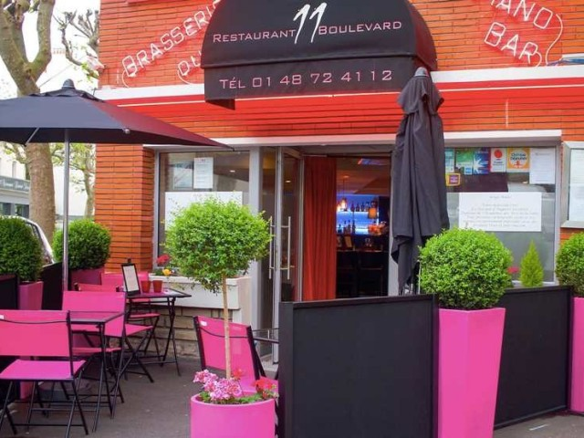 11 boulevard restaurant gastronomique le perreux sur marne for Restaurant le perreux