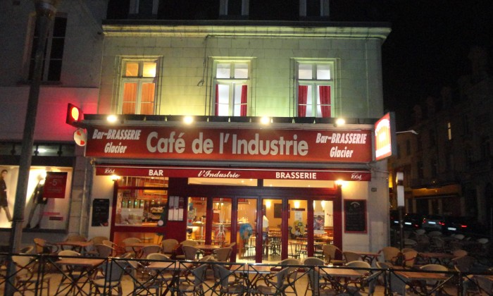 Photo Café De L'industrie