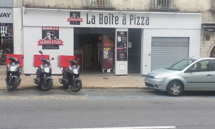 Photo La Boite à Pizza Périgueux