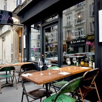 VIOLA–Che Sorpresa! A Good Modern Italian Restaurant in Les Batignolles, Paris – B