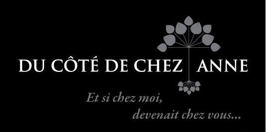 Logo DU COTE DE CHEZ ANNE