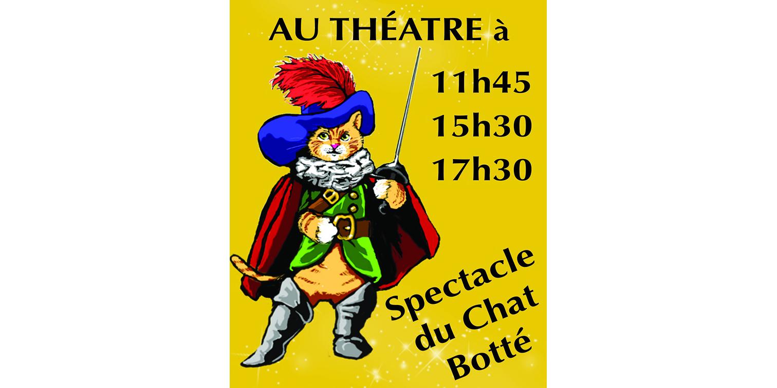 Théâtre du Chat Botté
