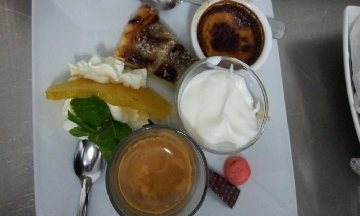 Photo Du coeur dans l'assiette