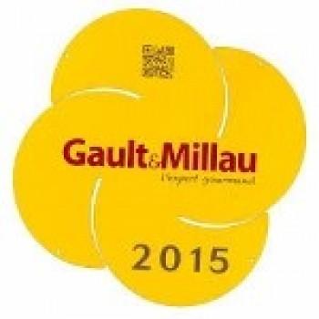 Gault & Millau 2015 - 1ère toque