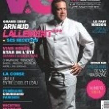 """Vin & Gastronomie Magazine N°155 - Le Muselet """"Effervescence et raffinement"""""""