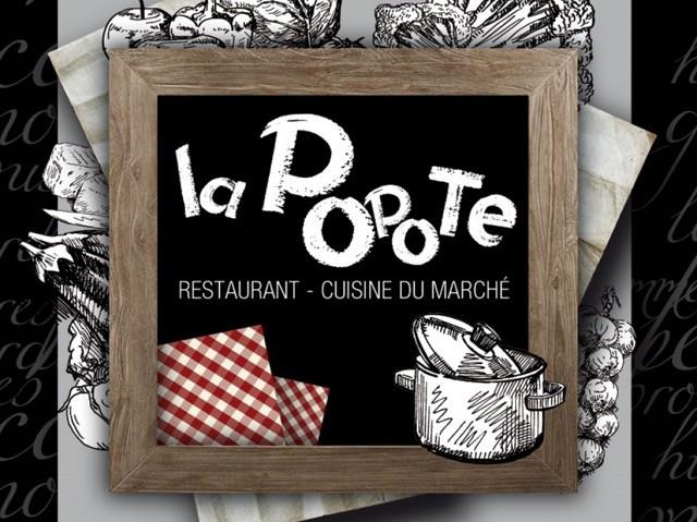 Logo La Popote