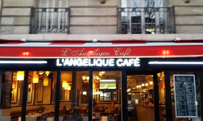 Photo L'angélique Café