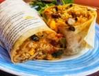 Photo Burrito Végétarien  - Le Caminito Cabaret
