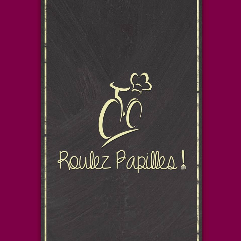 Logo Roulez Papilles