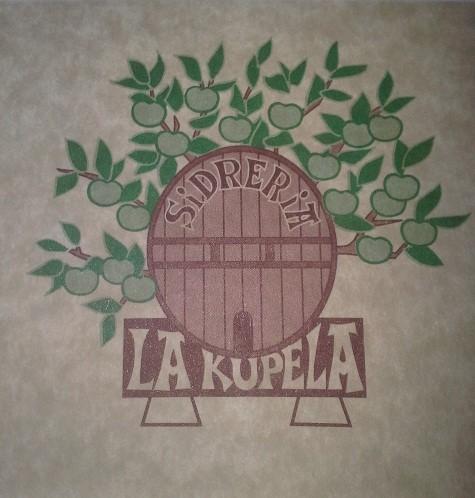 Logo Sidrería La Kupela