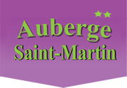 Logo Auberge Saint Martin