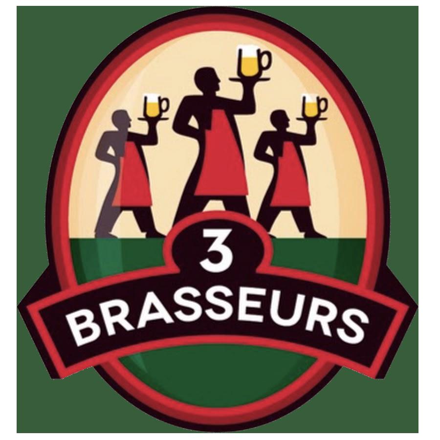Logo 3 Brasseurs Cité Europe