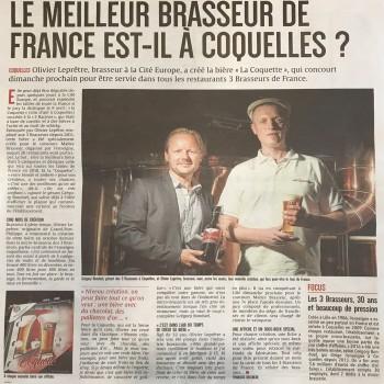 Le Meilleur Brasseur de France est-il à Coquelles ?