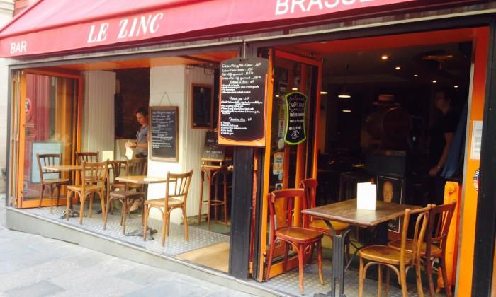Photo Le  Zinc  restaurant