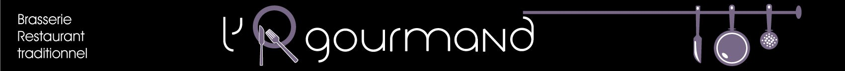 Logo L'R Gourmand